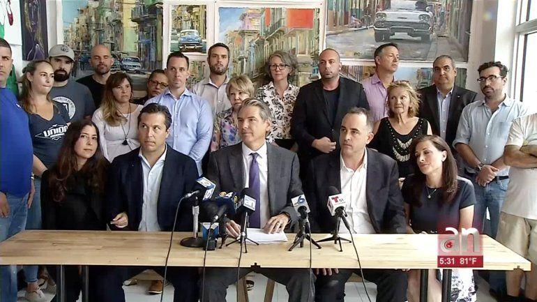 Uno de los dueños de Ball and Chain en la Pequeña Habana demanda a Joe Carollo en corte federal