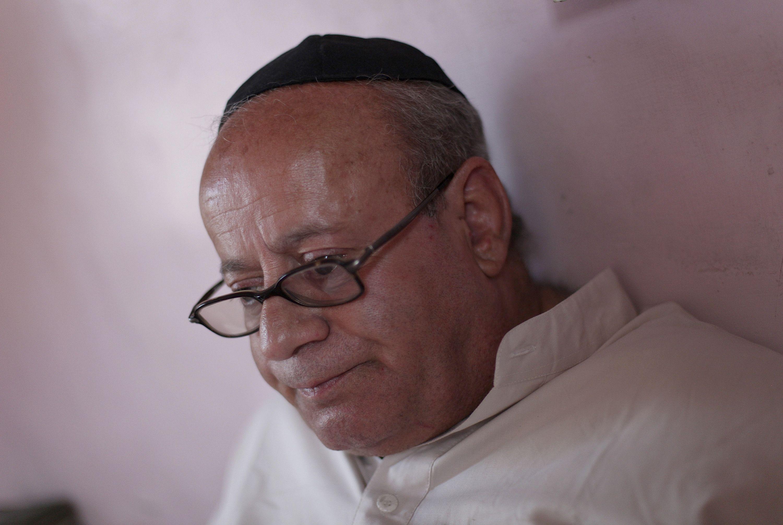 el ultimo judio de kabul pronto podria dirigirse a israel