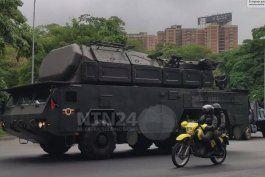 venezuela: avanza desarticulacion de banda criminal