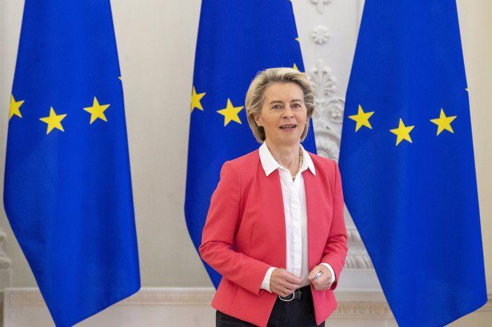 La UE avanza con vacunación, pero advierte sobre variantes