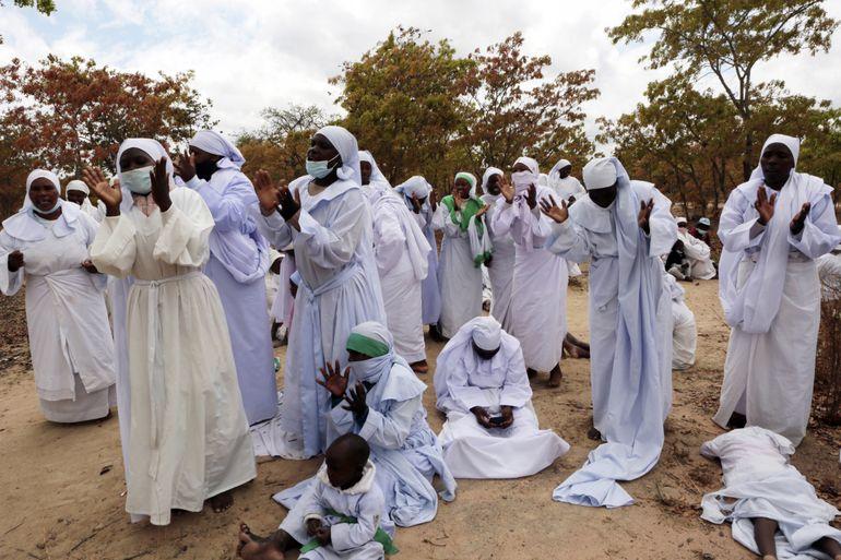 Líderes religiosos promueven vacuna contra COVID en África