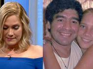 asi sumergio maradona a mavys su novia cubana de 16 anos en las drogas y el alcohol
