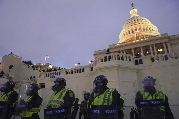 Inspector: Policía del Capitolio necesita cambio de cultura