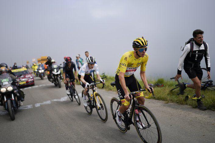 Tour: Pogacar manda en los Pirineos y consolida su liderato