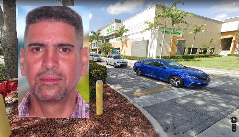 Asesinan a un hombre de origen cubano en el estacionamiento de un Publix del SW de Miami