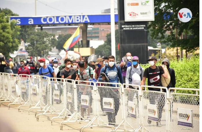 colombia regularizara a 1 millon de venezolanos en primer semestre de 2022