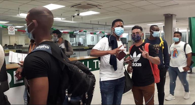El Gobierno cubano culpa a EEUU de la cifra récord de peloteros fugados en el mundial sub-23 de México