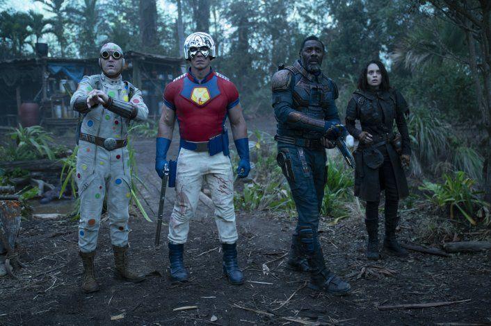Director James Gunn arma su perfecto Escuadrón Suicida