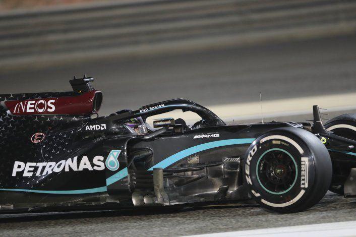 Russell con la oportunidad de brillar con Mercedes en Sakhir