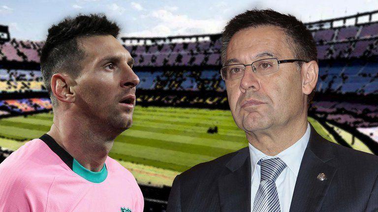 Josep Maria Bartomeu, uno de los peores presidentes de la historia del Barcelona al que ni Lionel Messi pudo salvar