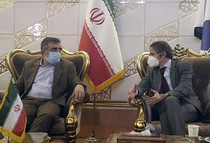 TV estatal: Irán limita las inspecciones nucleares de la ONU