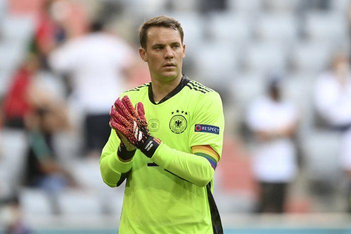 Múnich desplegará arcoíris para partido contra Hungría