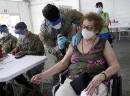 florida: polemica por vacunas covid a personas adineradas