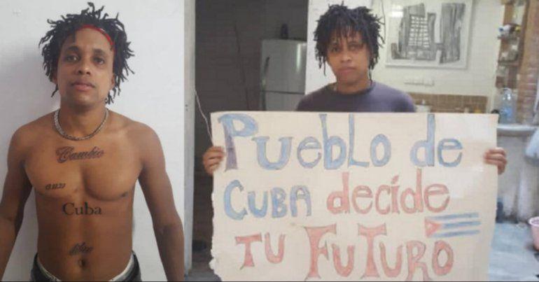 Ocho meses de cárcel para el activista y opositor cubano, Denis Solís