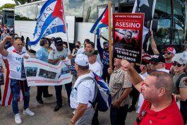 organizaciones del exilio cubano piden a la administracion biden una intervencion humanitaria a eeuu