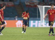 jugadores de espana responden a criticas de van der vaart