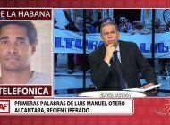 entrevista exclusiva con luis manuel otero alcantara tras ser liberado