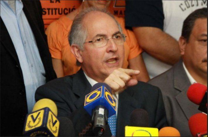 Alcalde Ledezma debe ser operado de urgencia