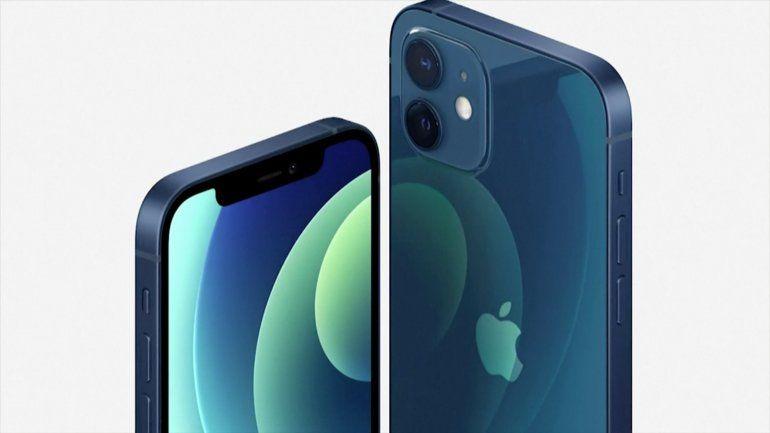 Apple presentó el iPhone 12, compatible con 5G