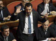 italia: estudian juicio para ex ministro por caso migrantes