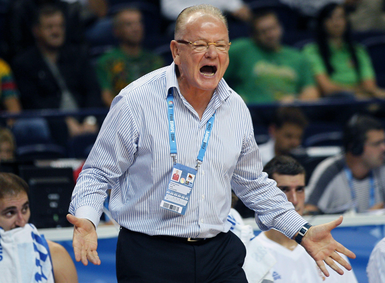 muere exentrenador dusan ivkovic, leyenda del basquetbol