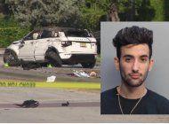 joven cubano de miami el posible sospechoso de dui y acusado de matar a 3 familiares en accidente de sunset drive
