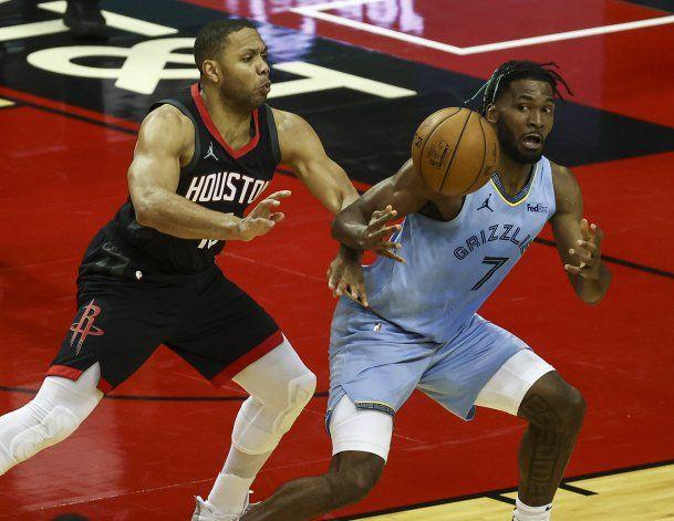 Grizzles apalean a Rockets, que sufren 11ma derrota seguida