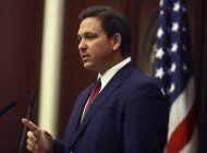 El gobernador de Florida, Ron DeSantis. (Archivo)