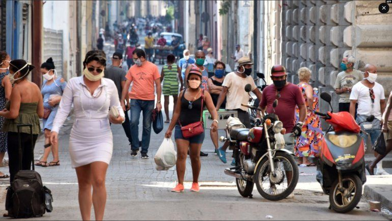 Otro fallecido y 46 nuevos casos de coronavirus en Cuba