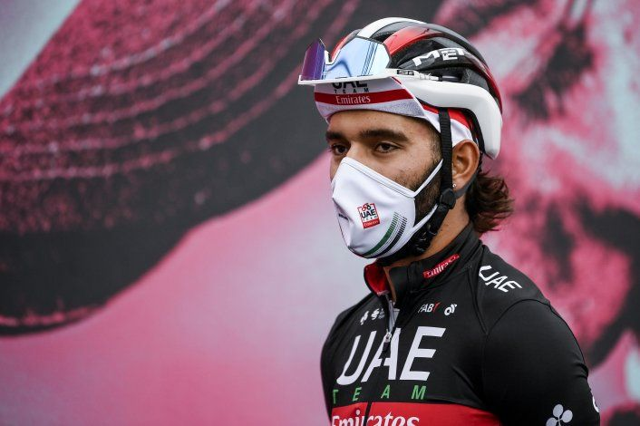 Gaviria da positivo otra vez y quedó fuera del Giro