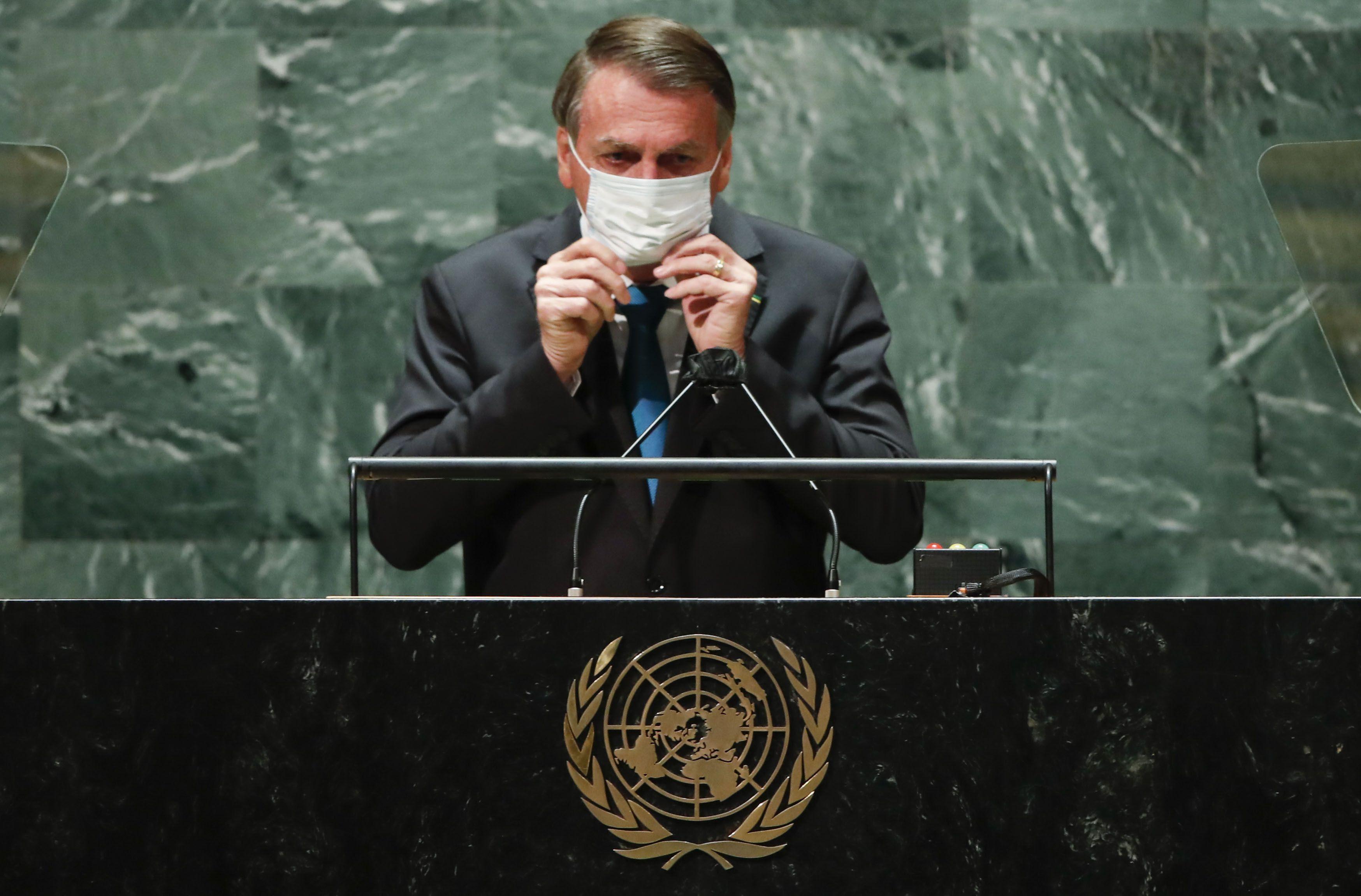 ministro de salud de brasil da positivo al coronavirus en ny
