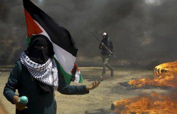 Israel lanzó un ataque aéreo contra terroristas de Hamas