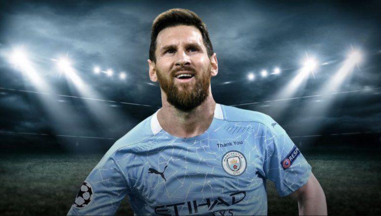 La oferta integral que prepara el Manchester City y el pedido especial de Lionel Messi