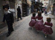 israel: riesgo de nuevo brote de covid-19 debido al purim