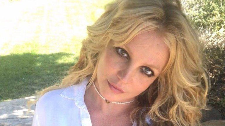 Britney Spears en su peor momento