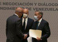 gobierno y oposicion venezolana avanzan en ayuda para covid