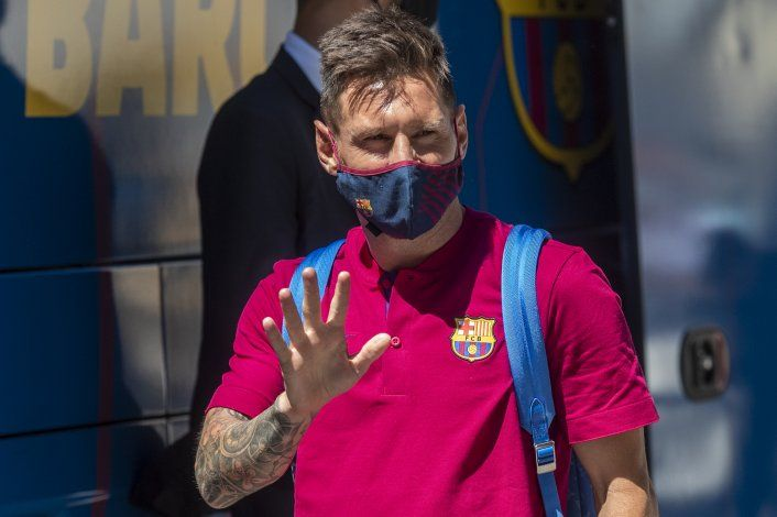 Barcelona sin Messi ante el Dynamo de Kiev