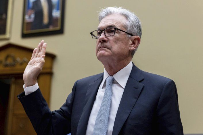Repunte de la inflación en EEUU es temporal, dice Powell