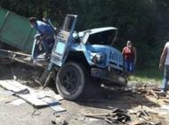 dos muertos en santiago de cuba tras choque entre camiones de uso militar