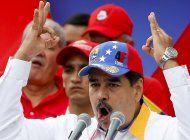 venezuela: maduro esta listo para dialogar bajo condiciones