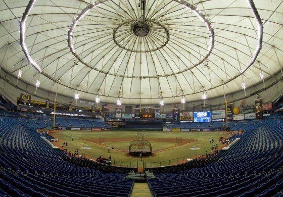 ¡Los fanáticos de los Tampa Bay Rays estarán de vuelta al Tropicana Field para la temporada 2021!