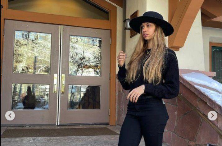 La hija de Lili Estefan se estrena como modelo a los 18 años