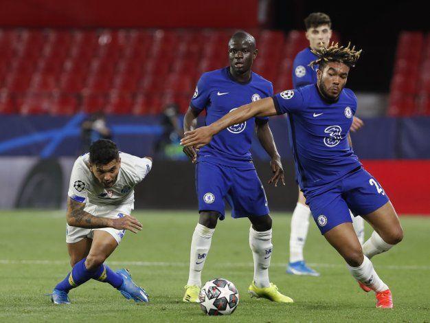 Chelsea a semis pese a gol espectacular de Porto