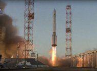rusia envia modulo cientifico a la estacion espacial