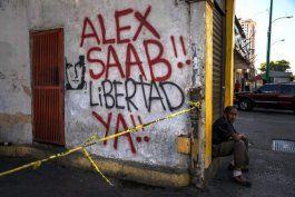 el chavismo despliega una campana en defensa de alex saab