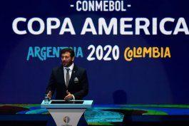 conmebol desmiente que la copa america no se vaya a realizar en colombia