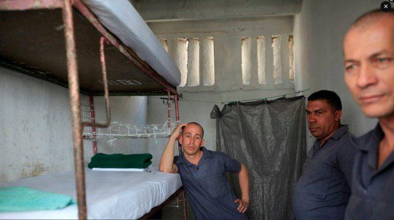 Prensa oficial confirma brote de coronavirus en la prisión de Canaleta