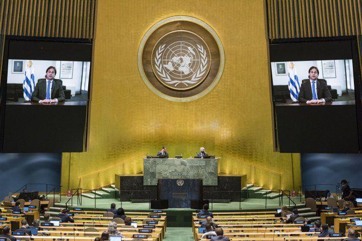 No hay mujeres en primer día de Asamblea General de la ONU