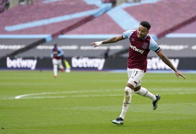 Lingard lidera victoria de West Ham ante Leicester