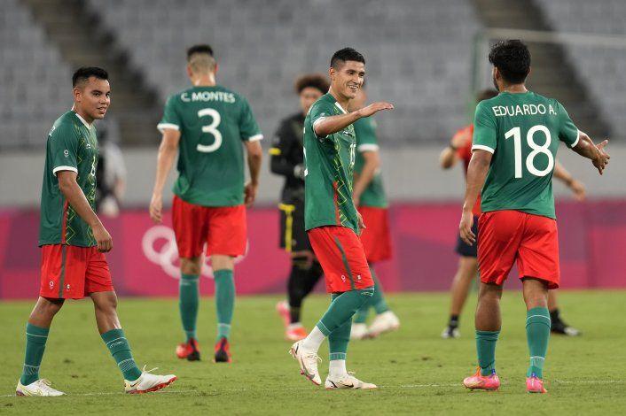 México va por más en el fútbol de Tokio